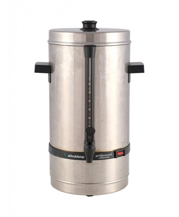 Koffiepercolator elektrisch 80-kops