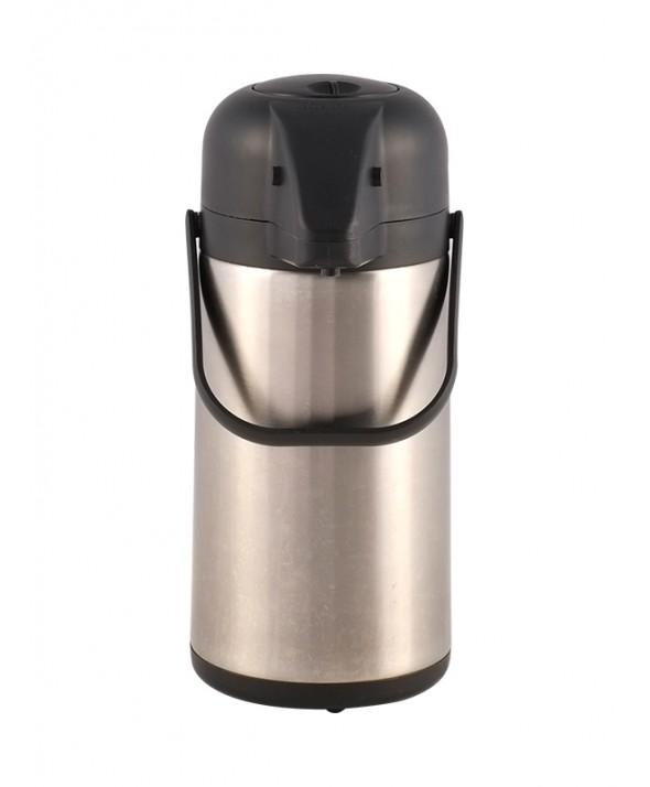 Koffiepompkan 2 liter (thermoskan)