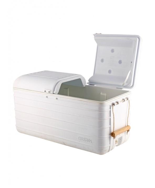 Hedendaags Koelbox groot wit 100(B) x 45(D) x 45(H) cm - JK Partyverhuur SH-66