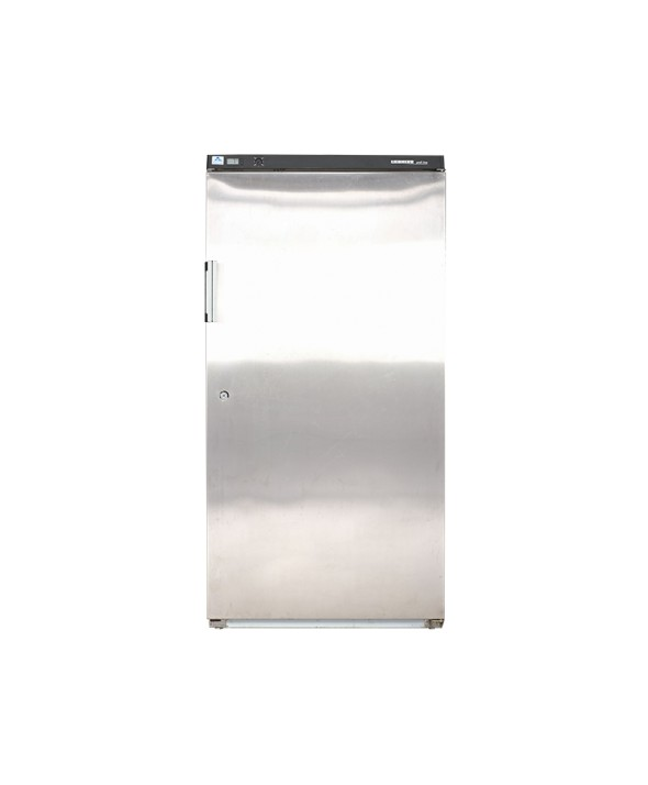 Drankenkoelkast RVS 540 liter 170(H) x 81(B) x 77(D)