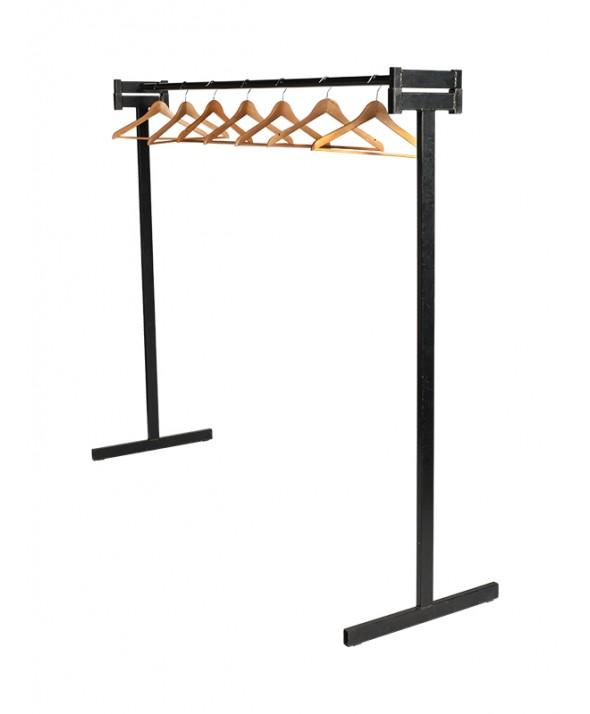 Kapstok 50 hangers staand 200(B) x 60(D) cm