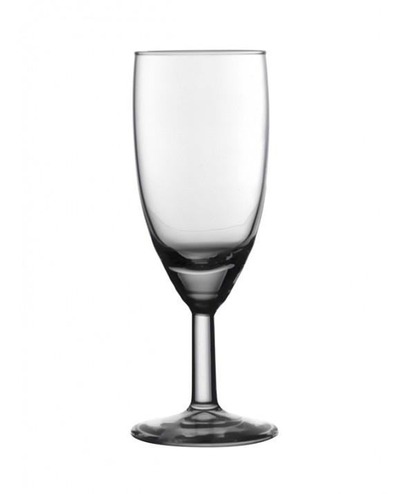 Sherryglas flute 10 cl (12 stuks)