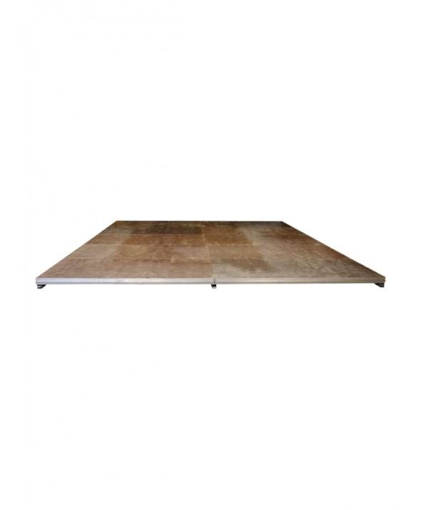Vloerelement 2,5 x 1 meter (per m2)