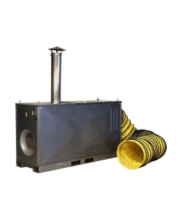 Heteluchtverwarming HTL 250/220kw
