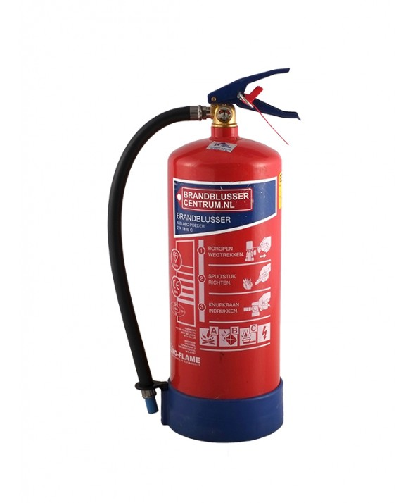 Brandblusser 10 liter