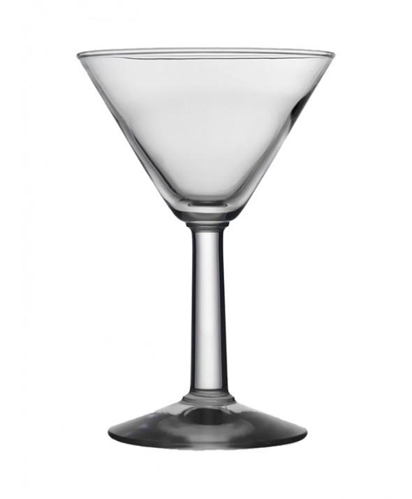Cocktailglas driehoek 15 cl (6 stuks)
