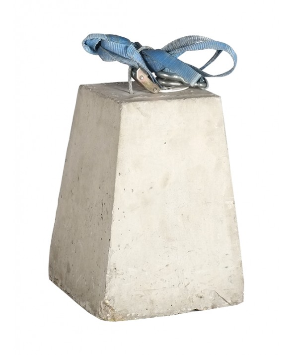 Ballast beton 45(B) x 50(H) x 45(D) cm