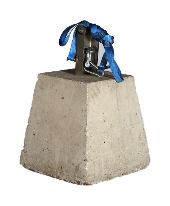 Ballast beton (B) x (H) x (D) cm