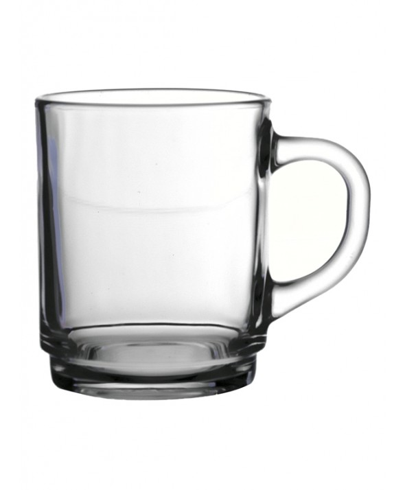 Thee-/koffiemok glas